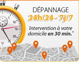 intervention d'urgence en serrurerie à Nice gambetta, 24H & 7J, en 30 min