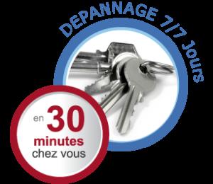 intervention rapide pour un déblocage de porte à Nice Gambetta, 7j et 24h